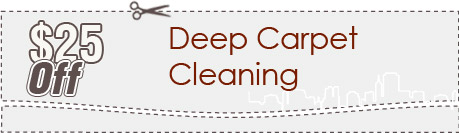 Cleaning Coupons | $25 off deep cleaning | Brooklyn Carpet Cleaning