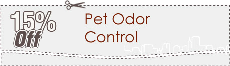 Cleaning Coupons | 15% off pet odor control | Brooklyn Carpet Cleaning