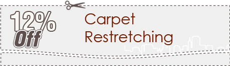 Cleaning Coupons | 12% off carpet restretching | Brooklyn Carpet Cleaning