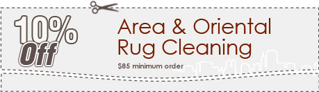 Cleaning Coupons | 10% off area rug cleaning | Brooklyn Carpet Cleaning