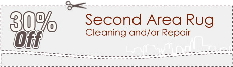 Cleaning Coupons | 30% off second rug cleaning or repair | Brooklyn Carpet Cleaning